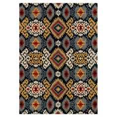 Create a lively atmosphere in your home with this perfectly printed accent, offering eye-catching appeal to your d�cor.�  Product: Ru...