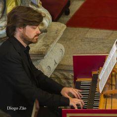 Diogo Zão, cravo, órgão