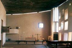 Chapelle Notre Dame du Haut, Ronchamp, France, 1950 - 1955_6