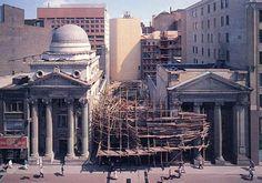 Toronto Project 1989 by KAWAMATA Tadashi