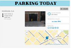 wesmartPark Parking - MARXAN S.A - Ubicación: Ali Bei 23. Únete a la #parkvolucion y a la economía colaborativa!