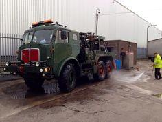 AEC Militant Mk1 6x6 Gun Tractor Big Wheel, Mk1, Classic Trucks, Military Vehicles, Heavy Metal, Wwii, Tractors, Recovery, Wheels