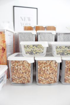 GastroMax food storage containers