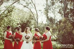Red Bridesmaids Dresses - Bride - Beautiful - Wedding - Portrait - Beauty - Country - Weddings - Panache Photography - Adelaide - Inspiration - Epic - Amazing - Adelaide Wedding Photography - Wedding Photography Adelaide - Adelaide Wedding Photographers - Australia - Panache Photography #weddinginspiration #adelaideweddingphotographers #weddingphotographyadelaide #weddingphotography #panachephotography #bride #bridesmaids #red