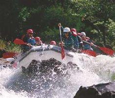 Water rapid fun