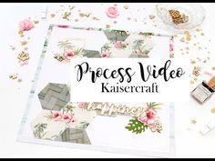 Neat and Crafty: Happiness Layout and process video | Kaisercraft DT