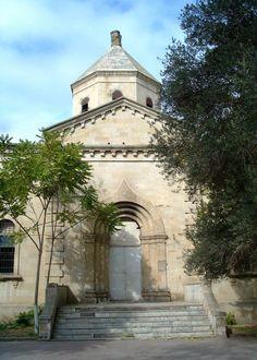 https://flic.kr/p/6yPvzY    Orthodox Church, Baku, Azerbaijan by David, via Flickr