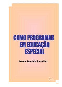 Livro   programar em educação especial by ana, via Slideshare