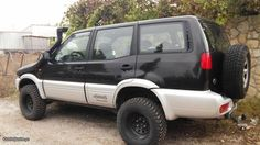 Nissan Terrano Ii, Ford Maverick, Offroad, Discovery, 4x4, Cars, Jeeps, Vintage Cars, Off Road