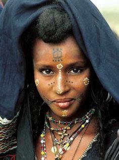 Tuareg women - Google Search