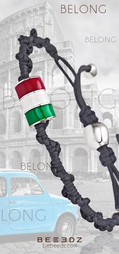 ❉❈❊ ‪#‎Freedom‬ is source of joy, wellness, ‪#‎happiness‬.. ❝ Viva l'‪#‎Italia‬! ❞ Get your ‪#‎Beedz‬ to feel always ‪#‎free‬ ❉❈❊ #jewels #bracelets #glamour #luxury #fashion www.bebeedz.com