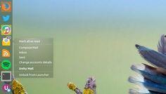 Unity mail dla Ubuntu 16.4