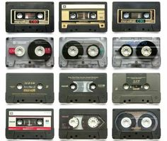 Maxell Cassette Tapes #rewind