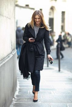 The easiest way to look chic on the go