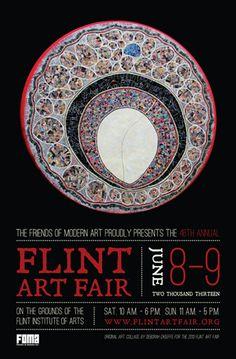 the flint art fair #flint #michigan #flintmichigan #art #flintart # ...