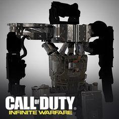 Call of Duty: Infinite Warfare - R-C8, Boy Sichterman on ArtStation at https://www.artstation.com/artwork/NYaZd