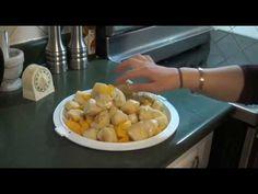 Peaches And Cream Monkey Bread (with a slight presentation fail) - YouTube