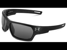7f0f9a56b5 Under Armour Battlewrap Ballistic Sunglasses w Storm Polarized Lens