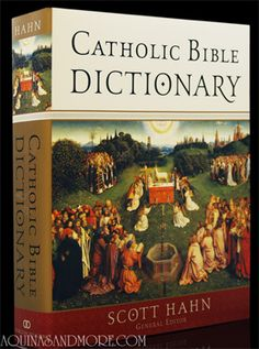 This is one of the best books I have ever bought! Catholic Bible Dictionary