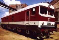 M63,001 a Ganz-MÁVAG udvarán 1971-ben