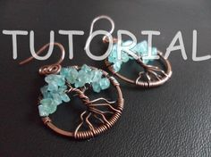 Tree+of+Life+Earring+TUTORIAL+By+Beading+On+A+by+BeadingonaBudget,+$1.28