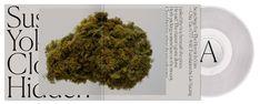 Gatefold LP packaging and poster for the Susumu Yokota album Cloud Hidden. Book Design, Cover Design, Fake Girls, Print Format, Behance, Herbs, Clouds, Graphic Design, Archive