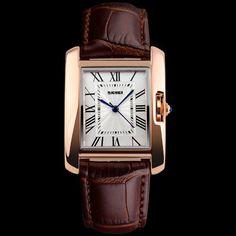Watches Women Luxury Brand Fashion Retro Waterproof Leather Quartz Watch Women's Wrist Watches