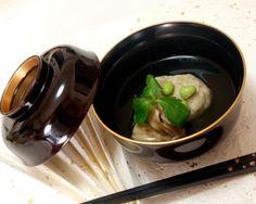 枝豆の緑色が映えた、枝豆入り海老しんじょうレシピ。