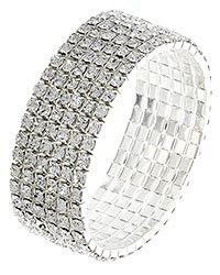 Beautiful crystal bracelets Prod # 3641 huge sale coupon code YES 10