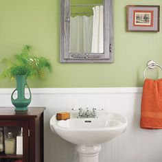 Photo: Tria Giovan   thisoldhouse.com   from Making a Rundown House Liveable in Just 6 Months