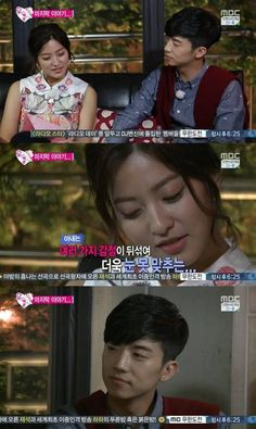 Wooyoung and Park Se Young say a tearful goodbye on 'We Got Married' | http://www.allkpop.com/article/2014/09/wooyoung-and-park-se-young-say-a-tearful-goodbye-on-we-got-married
