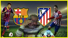 ✪ Атлетико Мадрид – Барселона 2 : 0 ✪ Обзор матча от Деда Гуллита