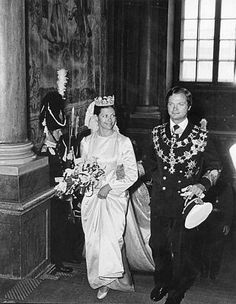 King Carl Gustaf & Silvia Sommerlath - June 19th 1976 - The Royal Forums