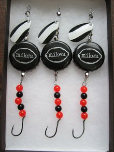 Mike's Hard Lemonade Fishing Lures Gifts for by AudaciousApproach, $15.00