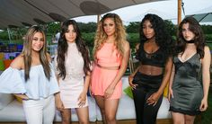 What Will Fifth Harmony Wear to the VMAs