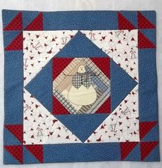 Quilted Snowman Wall Hanging  Table Topper by PatsysPatchwork, $30.00