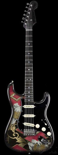 Kanade Nishijin Guitar