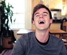 Connor Franta, i wish i new him in real life. I feel like he'd be an amazing friend!