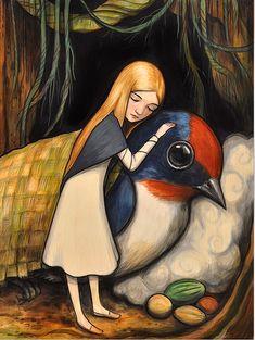 Kelly Vivanco, Healing - Tendrils, Distinction Gallery