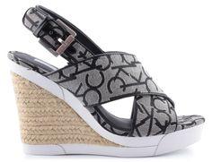 koturny calvin klein jeans re9607elaine ck granite Calvin Klein Jeans, Granite, Wedges, Model, Shoes, Fashion, Moda, Zapatos, Wedge
