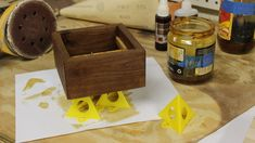 Wooden Puzzle Box : 22 Steps (with Pictures) - Instructables Wooden Puzzle Box, Wooden Puzzles, Wooden Boxes, Woodworking Jewellery Box, Magic Box, Pictures, Wood Boxes, Photos, Photo Illustration