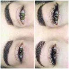 Hybrid Lash Extensions #lashesextensions