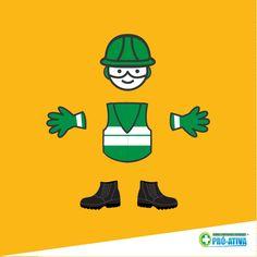 Quem se cuida vive com mais segurança. Fica a dica!  #PróAtiva #Clínica #Segurança