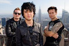 BOB GRUEN PHOTOGRAPHY | Green Day & Tre Cool & Armstrong, Billie Joe & Dirnt, Mike | CANADIAN ...