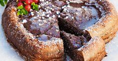Nydelig konfektkake fri for sukker, gluten og nøtter - Lev med diabetes. Slider Images, Lchf, Sliders, French Toast, Snacks, Diabetes, Breakfast, Desserts, Food