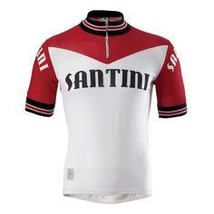 Maillot clásico Santini Wool Heritage