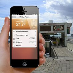 wheel type thermostat control | thermostat app - Google Search