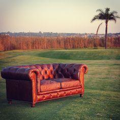 What a perfect Scene! (Chesterfield Sofa) www.topolansky.co.za