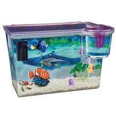 Finding Nemo Big Eye Aquarium Kit - 4 gal.