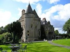 Castle Venlaw Country Hotel Peebles, the Scottish Borders. Castle Venlaw - A Scottish Castle Guest House Country Hotel, Unusual Buildings, Scottish Castles, Luxury Accommodation, England, Manor Houses, Forts, Mansions, Cathedrals